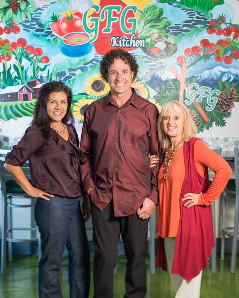 Gino, Juli, & Cyndi
