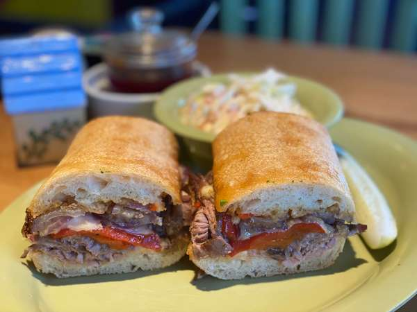 Chipotle Beef Melt
