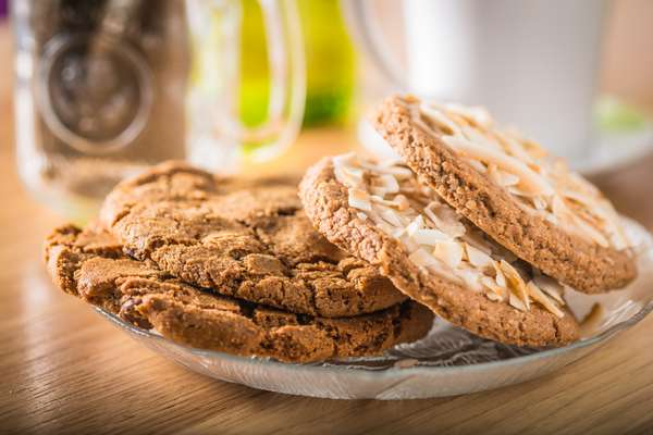 Cookie Platter (Choose From List or Assorted Full Size)