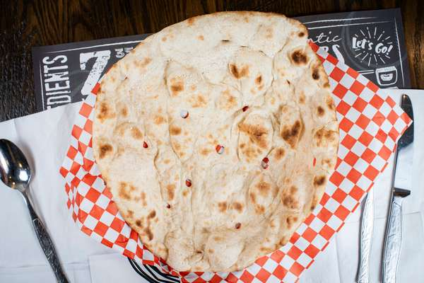 Tanour Bread