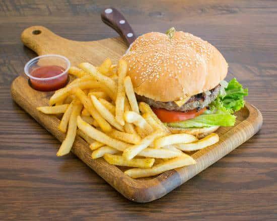 Zad Burger