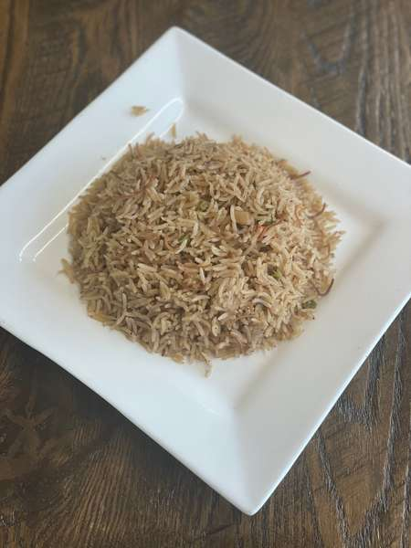 Byriani Rice Plate