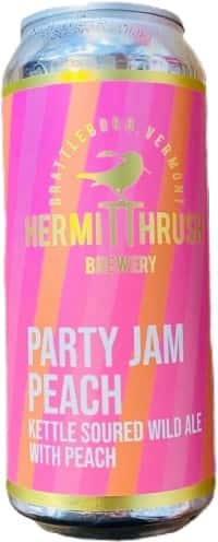 Hermit Thrush - Party Jam Peach