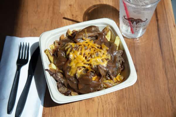 Roast Beef Fries