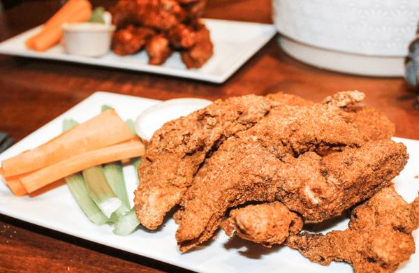 Hand Breaded Chicken Tenders