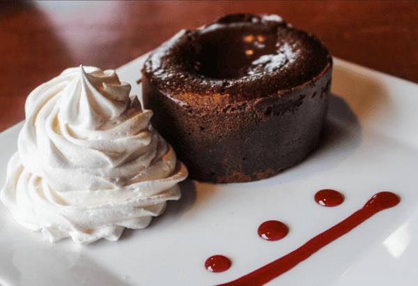Chocolate Lava Cake (Gluten Free)