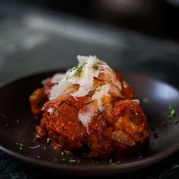 Polpettine (3 meatballs)