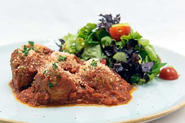 Polpettine (5 meatballs)