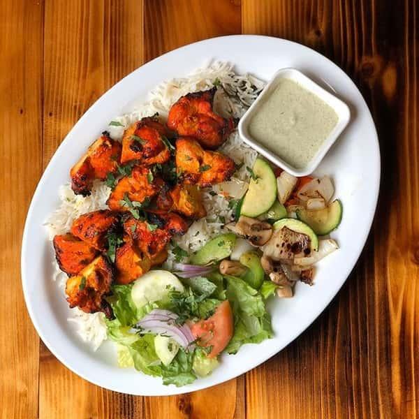Tikka Chicken Kababs