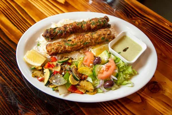 Chicken Seekh Kababs
