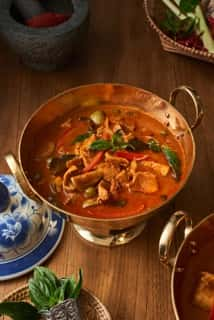 Red Curry**