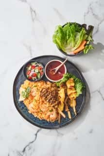 L-3 Sate Beef Lunch