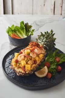 Waikiki PineApple Fried Rice**