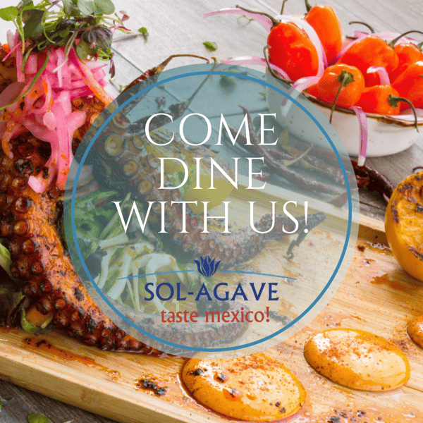 Come Dine With US!