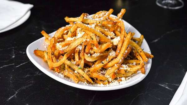 Parmesan Truffle Frites