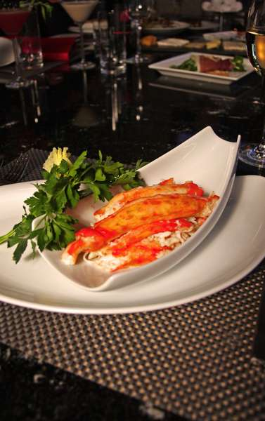 Red Alaskan King Crab
