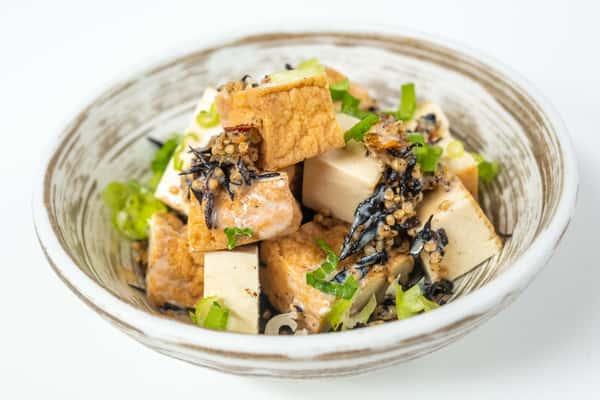 Hijiki Tofu