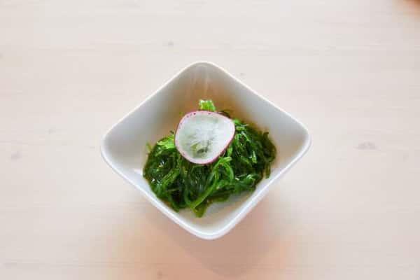 Hiyashi Wakame Seaweed Salad