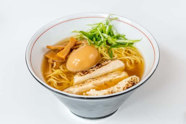 Chicken Shio Ramen