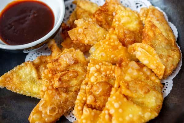 Fried Shrimp Wonton