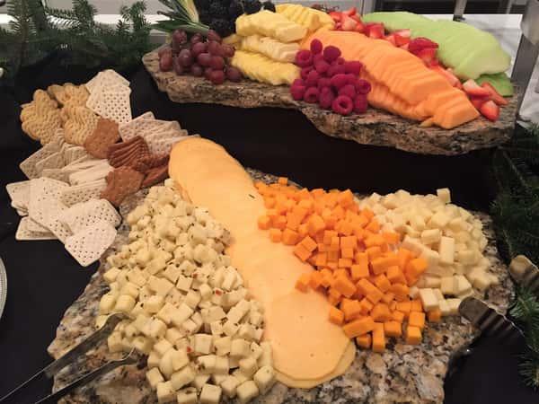 Domestic Cheese Board