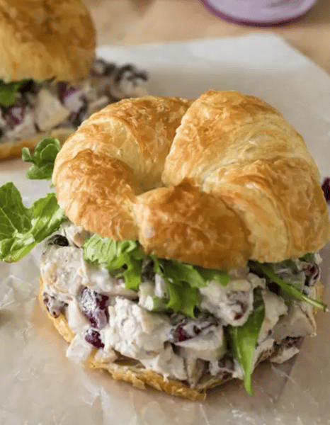 Seasons Chicken Salad Croissant