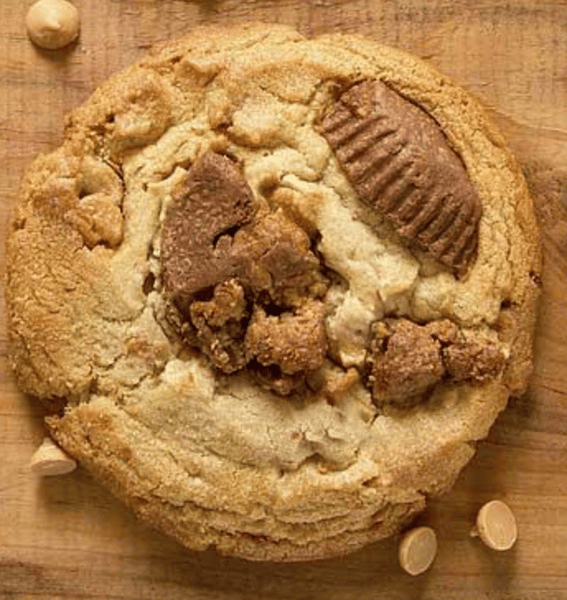 Jumbo Reese Peanut Butter Cookie