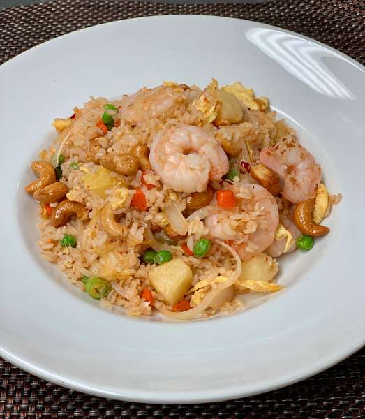 L19. Pineapple Fried Rice