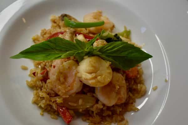 L20. Basil Fried Rice