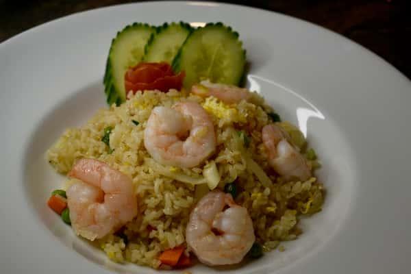 L18. Bahn Thai Fried Rice