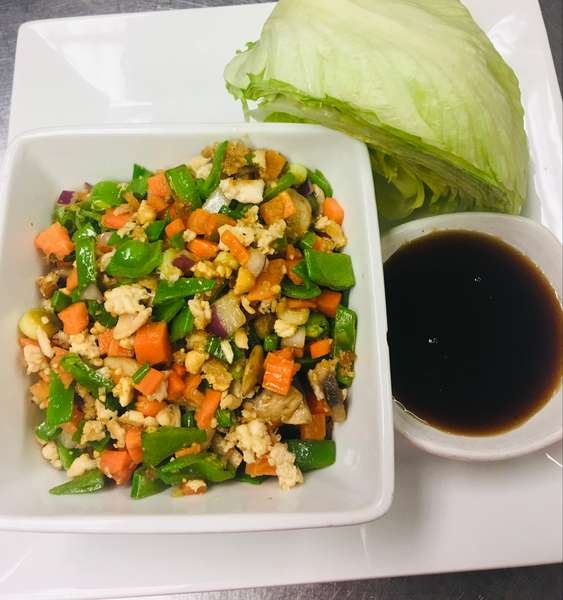 A1. Lettuce Wrap