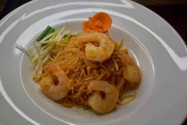 Pud Thai Shrimp