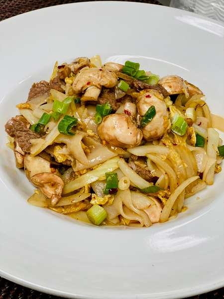 L16. Pud Guey Teow (House Noodles)