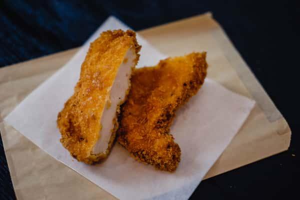 Chicken Katsu Side