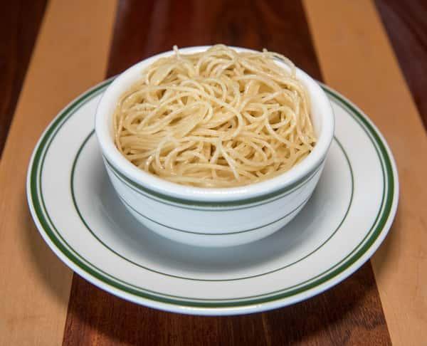 Buttered Noodles