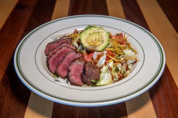Hal's Chophouse Steak Salad