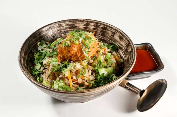 Vegetable Fried Rice*