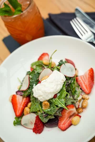 Beets & Burrata Salad