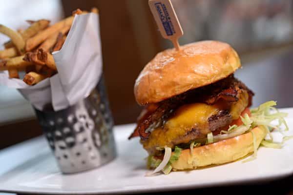 BC Burger*★