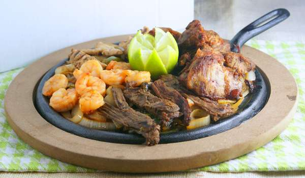 Parrillada For Two