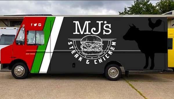 MJ's Steak and Chicken Food Truck