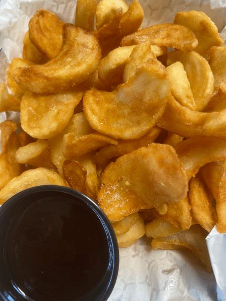 Sidewinder Fries