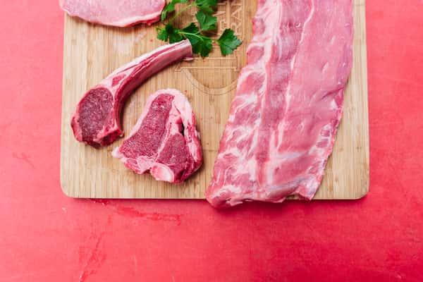 Small & Large Loin Lamb Chops