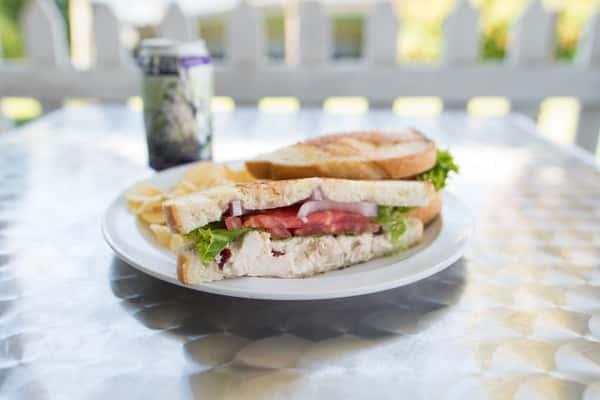 Cloaker Sandwich