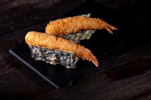 Crispy Shrimp Nori Taco