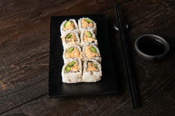Spicy Yellowtail & Serrano Roll