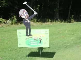emoji golf