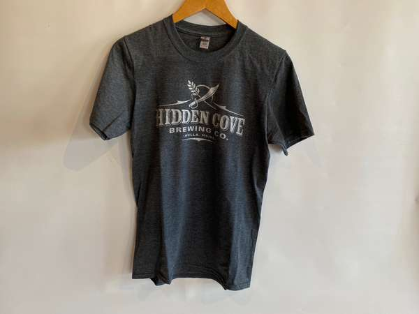 Silver Log T-Shirt