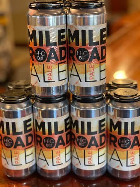 Mile Road Pale Ale