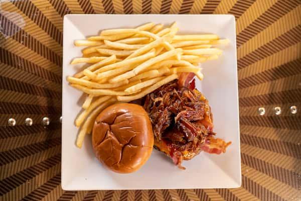 The Smokehouse Burger